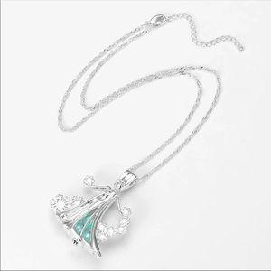 Jewelry - COPY - SALE! Disney Frozen Elsa Wish Pearl Cage N…